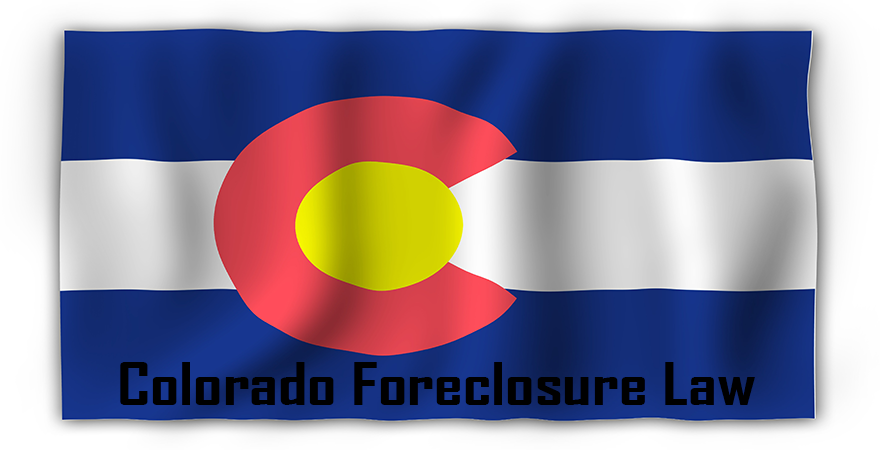 Colorado Foreclosure Law