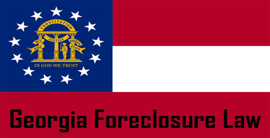 Georgia Foreclosure Law