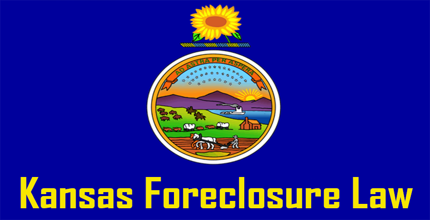 Kansas Foreclosure Law