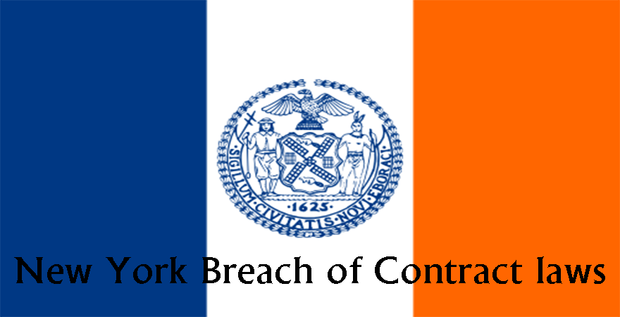 New York Breach of Contract laws