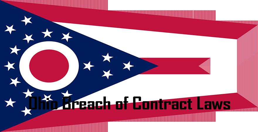 Ohio Breach of Contract laws