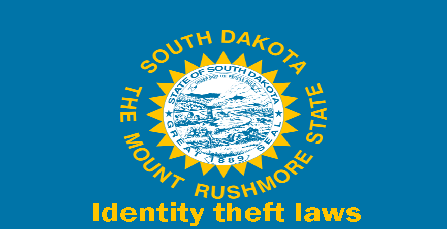 South Dakota Identity theft laws