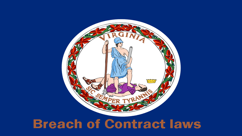 Virginia Breach of Contract laws