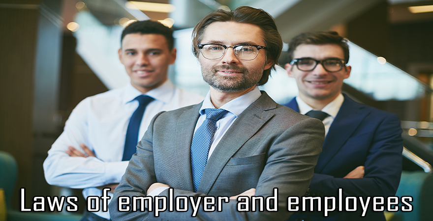 employer employee laws