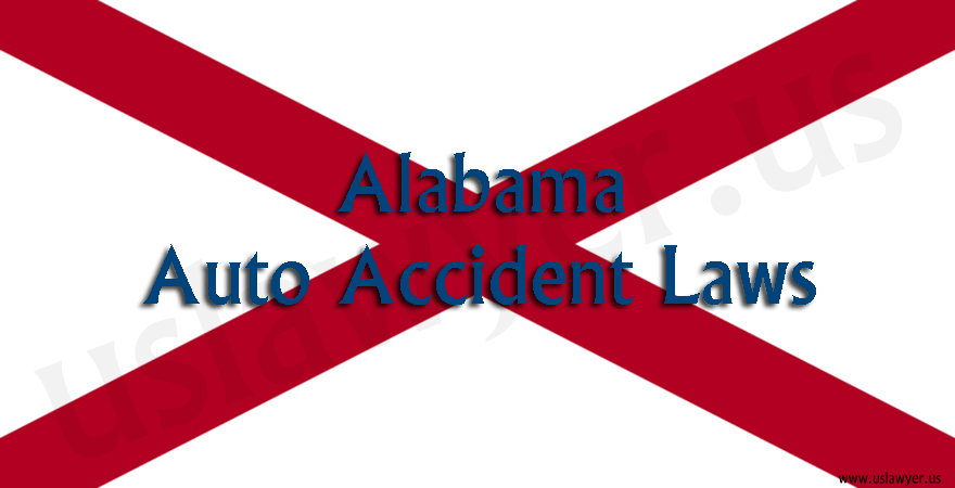 Alabama auto accident law