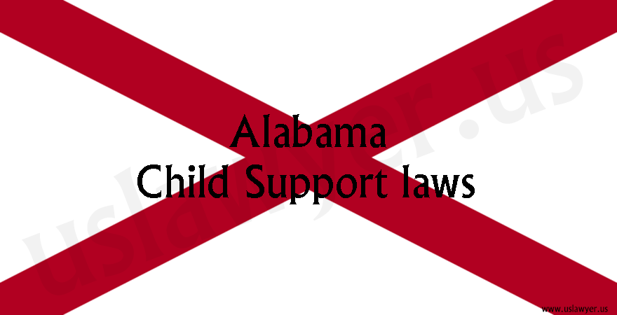 Alabama Child support Laws
