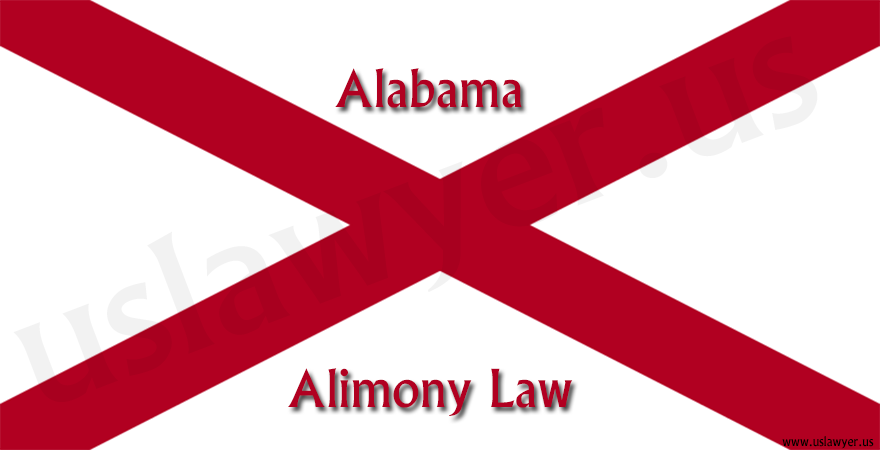 Alimony laws in Alabama