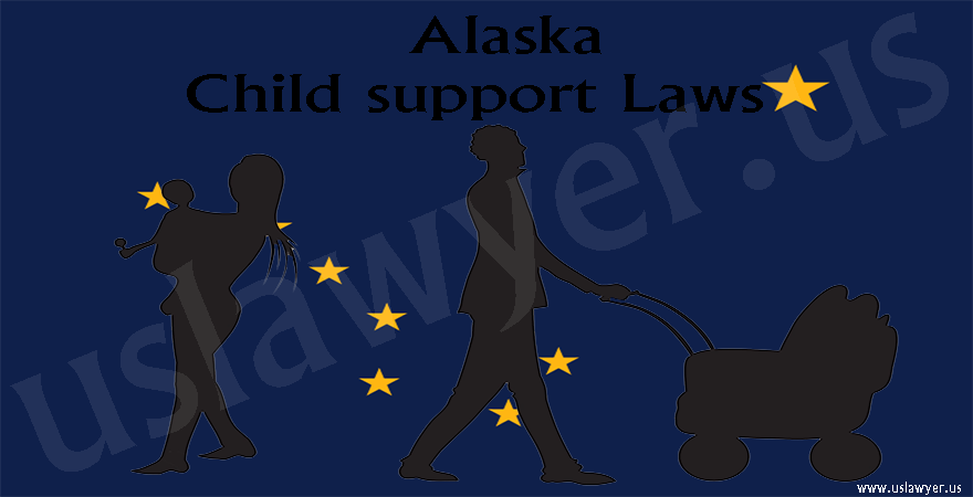 Alaska Child support Laws