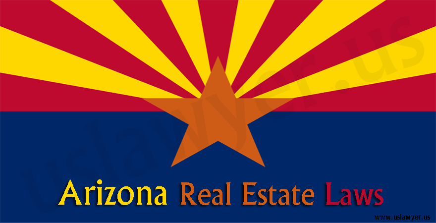 Arizona Real Estate laws