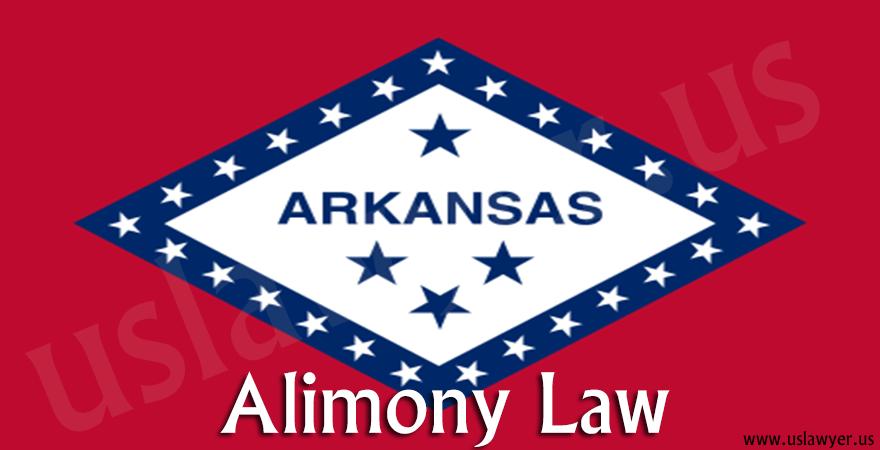 Arkansas Alimony Law