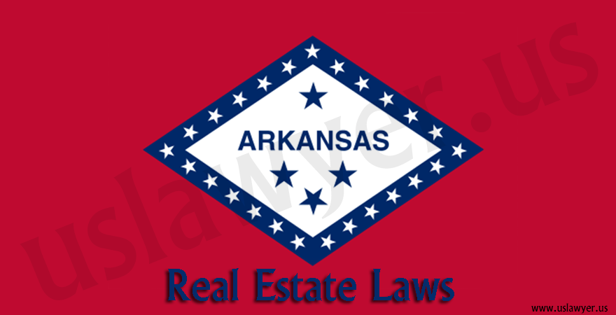 Arkansas Real Estate Laws