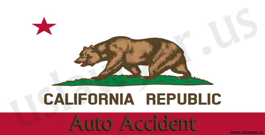 Auto Accident in California