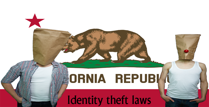 California identity theft laws