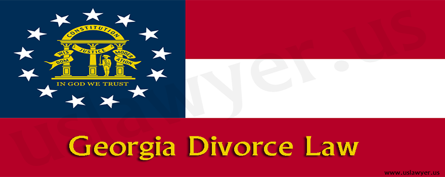Georgia Petition for Divorce