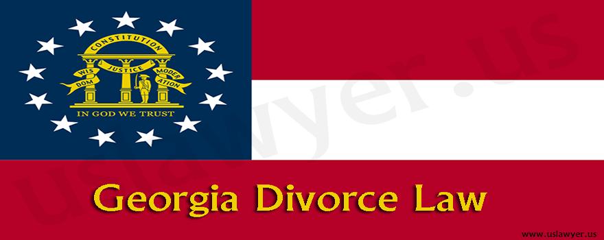 Georgia Petition for Divorce