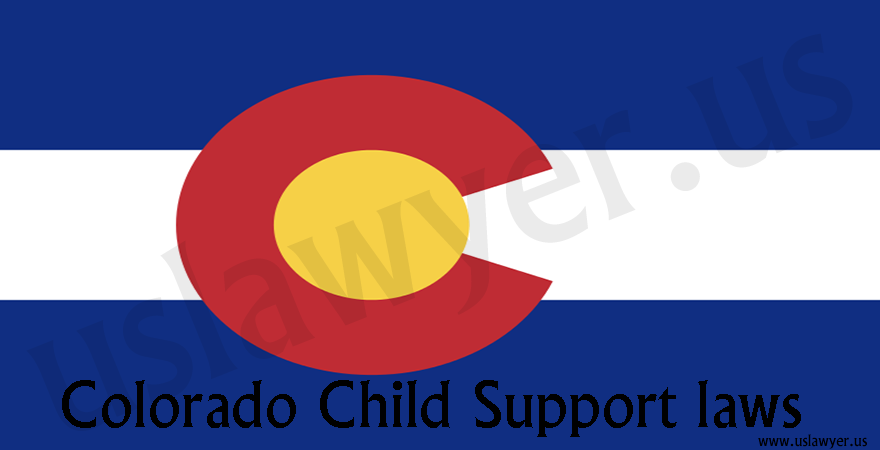 Colorado Child Support Laws