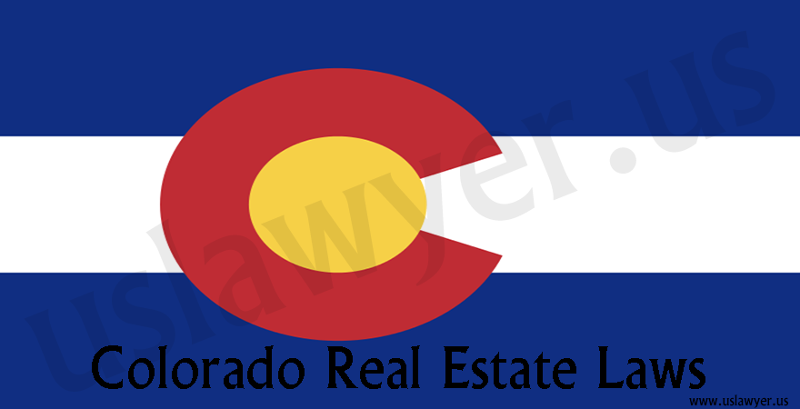 Colorado real estate laws