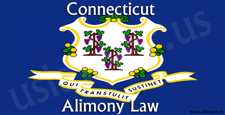 Connecticut alimony law