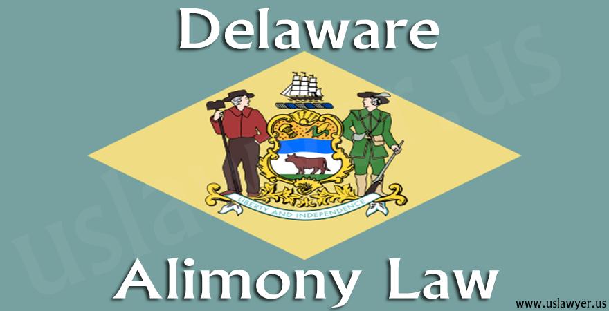 Delaware Alimony Law