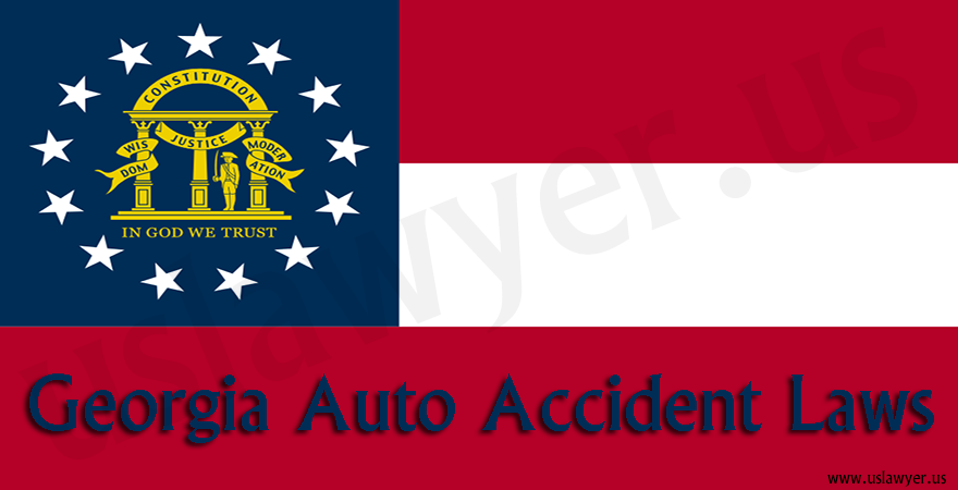 Georgia Auto Accident Laws