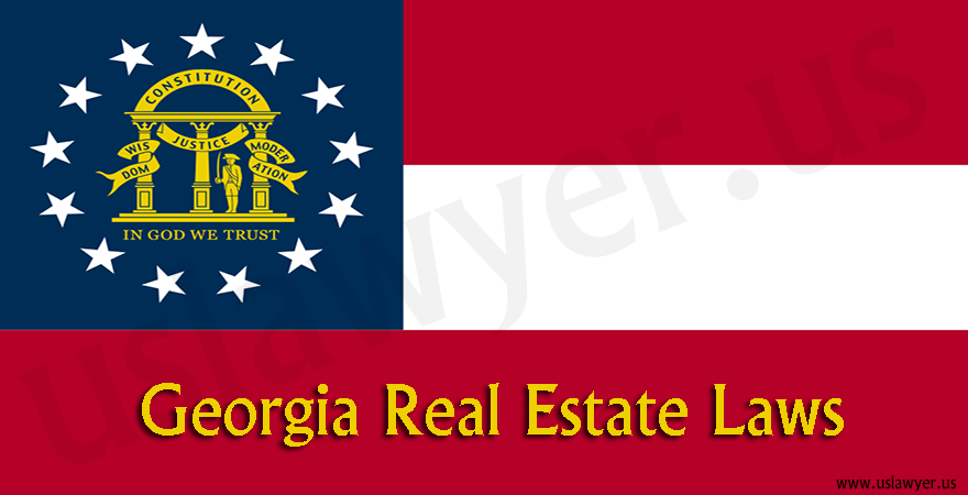 Georgia Real Estate Laws