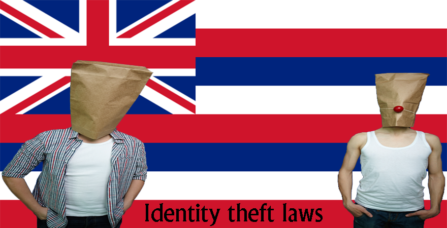 Hawaii Identity theft laws