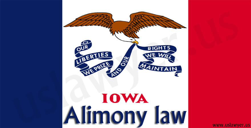 Iowa Alimony law