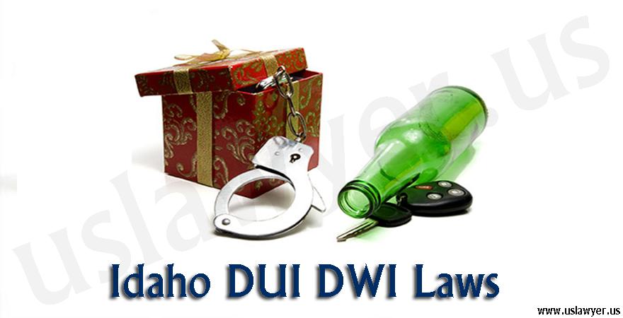 Idaho DUI DWI Laws
