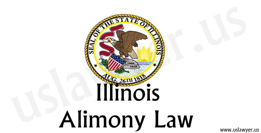 Illinois alimony law