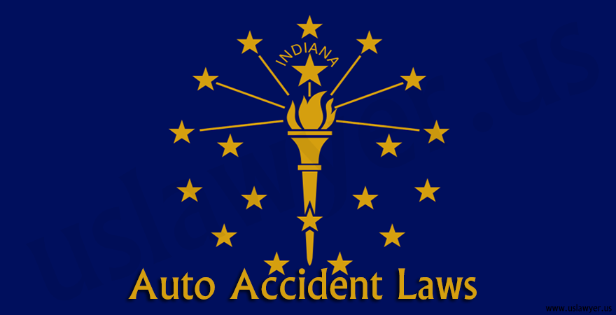 Indiana Auto Accident Laws