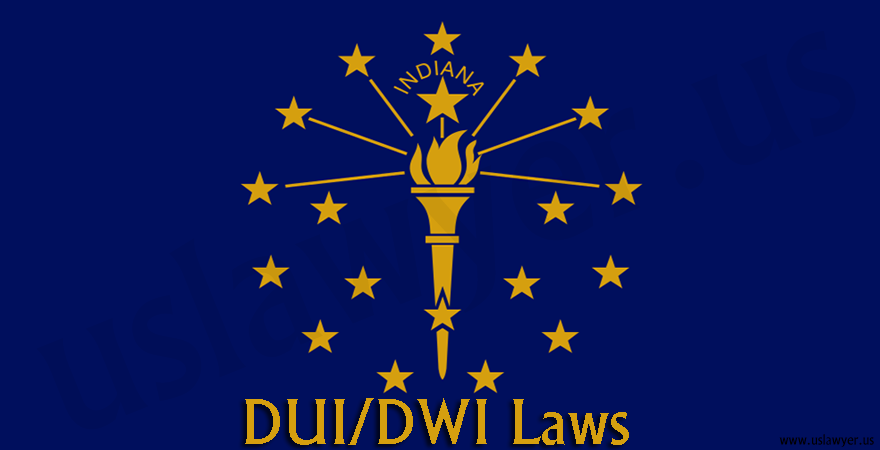 Indiana DUI/DWI Laws