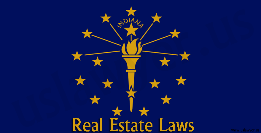 Indiana Real estate laws
