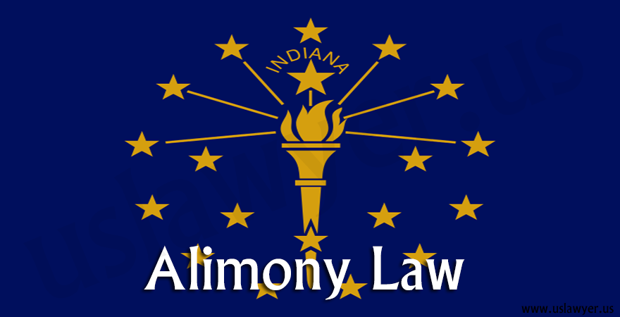 Indiana alimony law