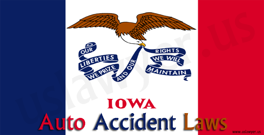 Iowa Auto Accident Laws