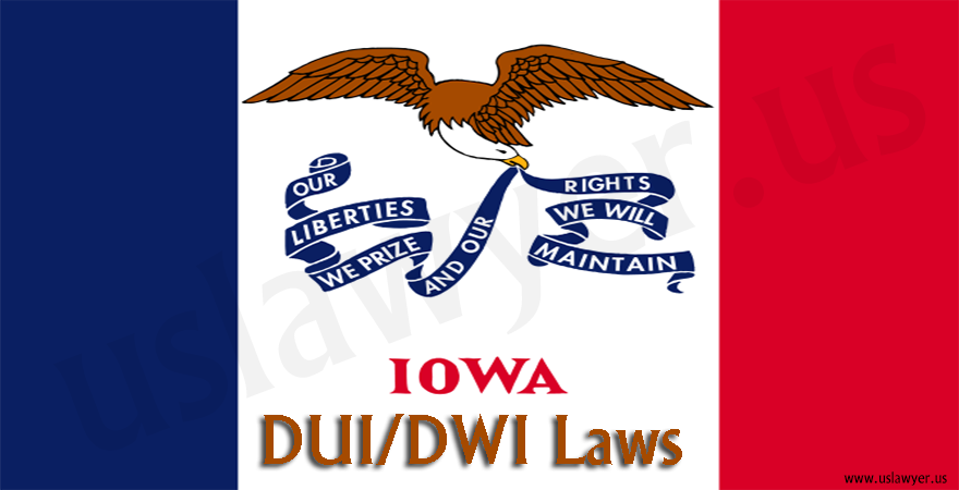 Iowa DUI/DWI laws