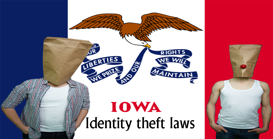 Iowa Identity theft laws