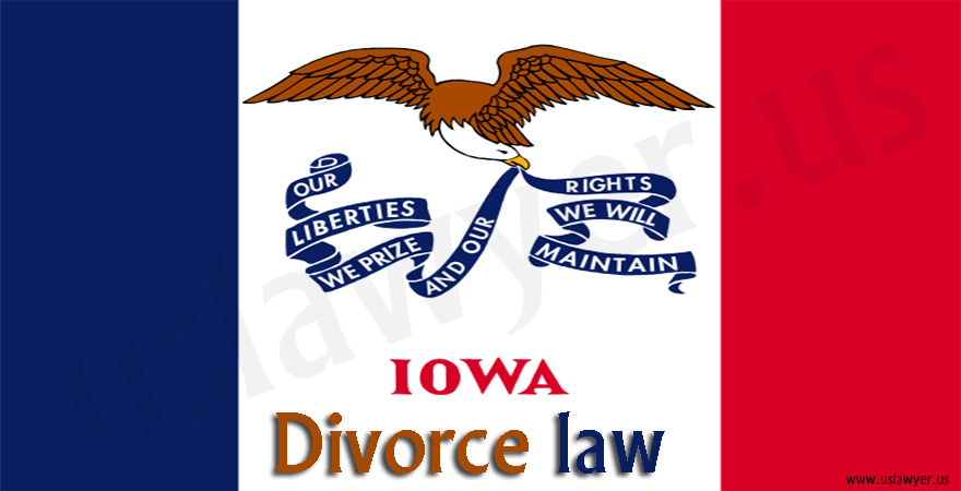 Iowa Divorce Law