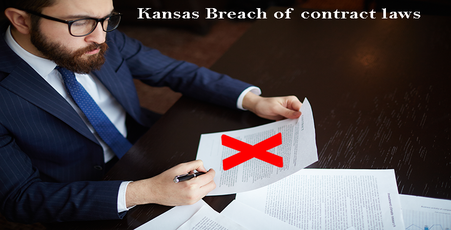 Kansas Breach of contract laws