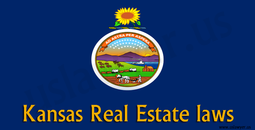 Kansas Real Estate laws
