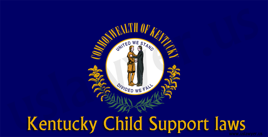 Kentucky Child Support Laws