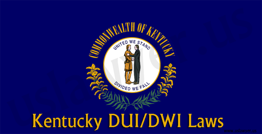 Kentucky DUI/DWI laws
