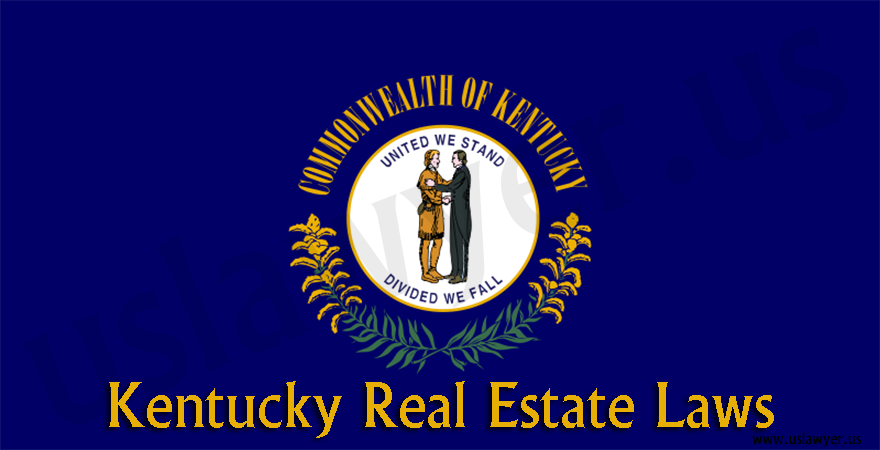Kentucky Real estate laws