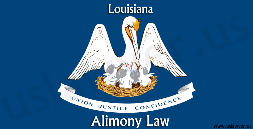Louisiana Alimony Law
