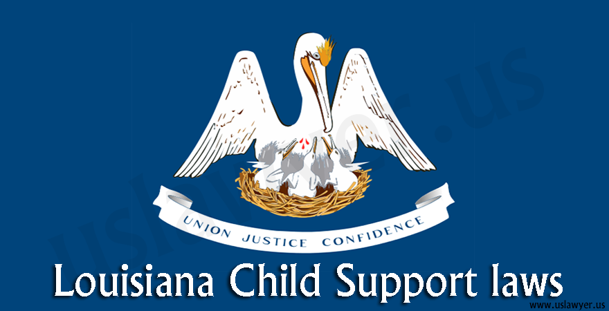 Louisiana Child Support Laws