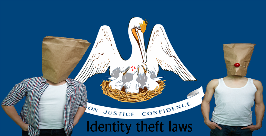 identity theft crime in louisiana