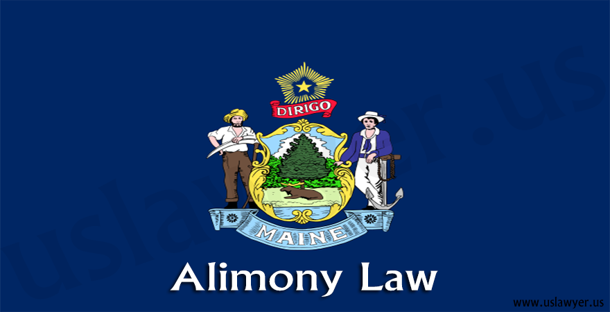 Maine Alimony Law