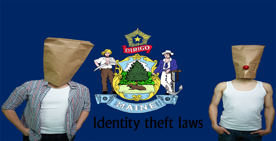 Maine Identity theft laws
