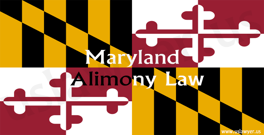 Maryland Alimony Law