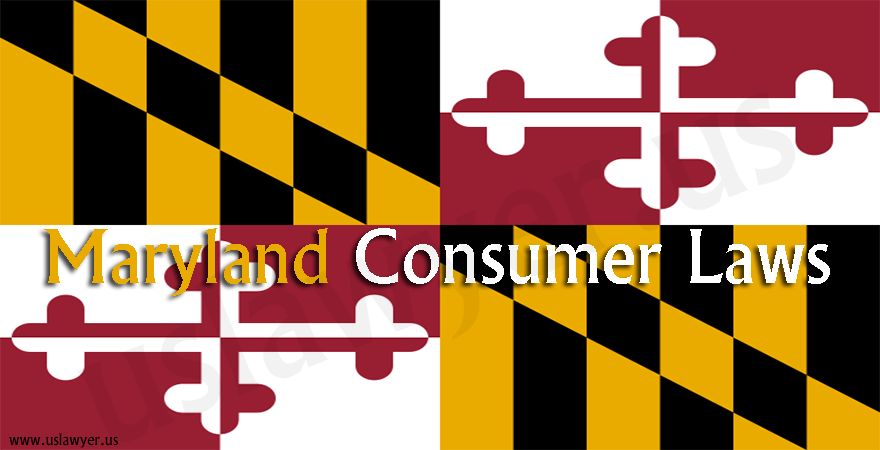 Maryland Consumer Laws