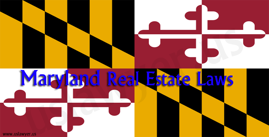 Maryland Real estate laws